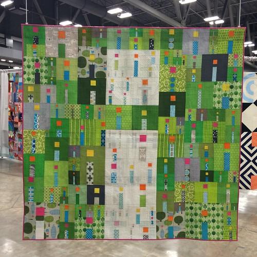 i Quilt by Kathy York (Austin, Texas)
