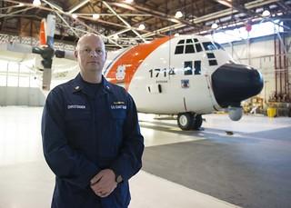 Air Station Kodiak recognizes 4 members