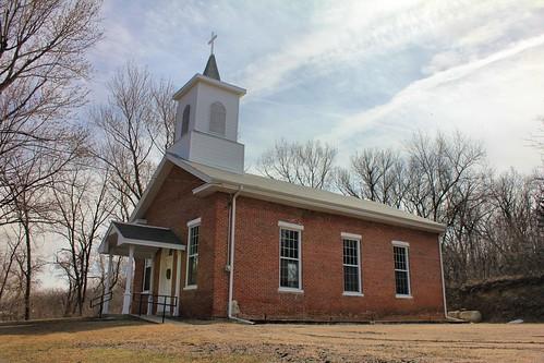 Brownville Methodist Church - Brownville, NE