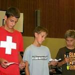 2008 Musiklager des OMV Gluringen
