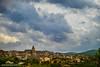 Thunderstorm over Montuiri - Mallorca - #100DaysOfFreedom