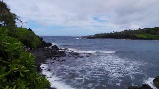 Black Sand Cliff