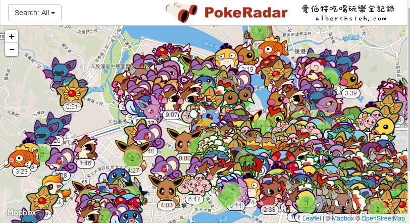 遊戲APP.PokeRadar