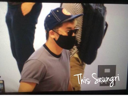 BIGBANG Departing Seoul to Osaka 2015-08-21 (22)
