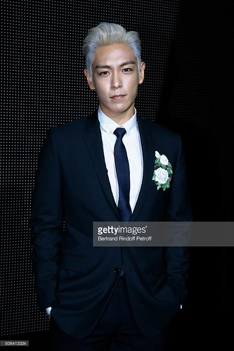 TOP - Dior Homme Fashion Show - 23jan2016 - gettyimages - 08