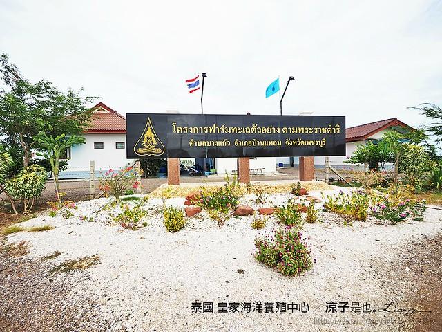 泰國 皇家海洋養殖中心 20