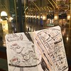 #galleriavittorioemanuele #milan #milano #pasticceriamarchesi #urbansketcher #urbansketchers #urbansketching #sketcher #sketchers #art #moleskine #mysketchbook #mytravelguide  #carnetdevoyages #carnetdevoyage #travellog #marchesi1824 #moleskine #fountainp