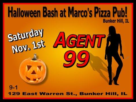 Agent 99 11-1-14