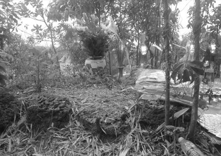 Những việc khó hiểu quanh ngôi mộ bí Ẩn