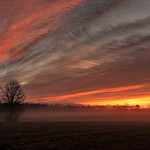 sunrise in pike county georgia