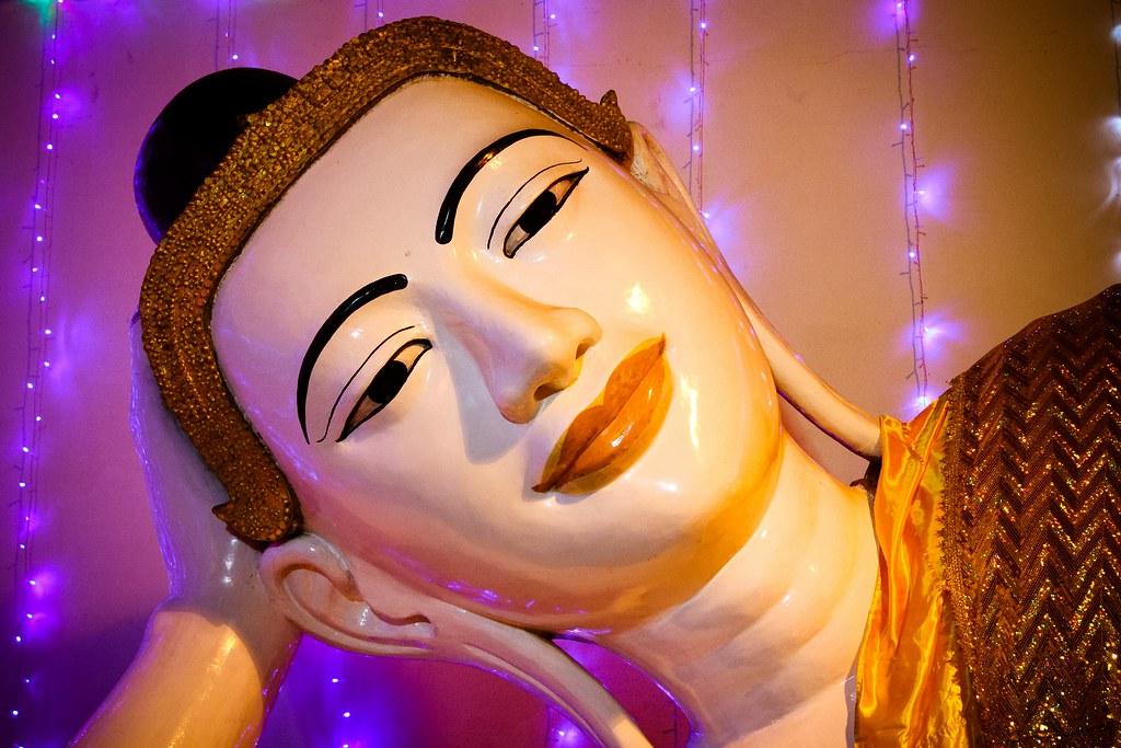 Shwedagon Pagoda, Yangon, Myanmar, 2012