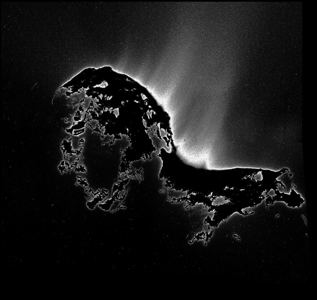 Rosetta NavCam 67P 20 November 2014