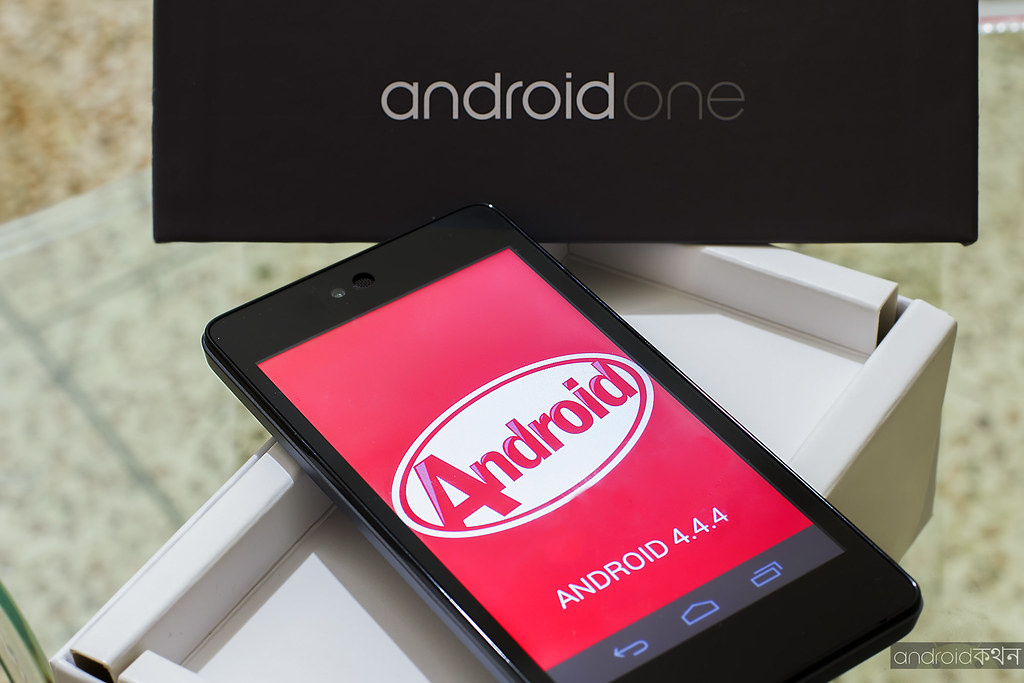 symphony android one kitkat roar a50