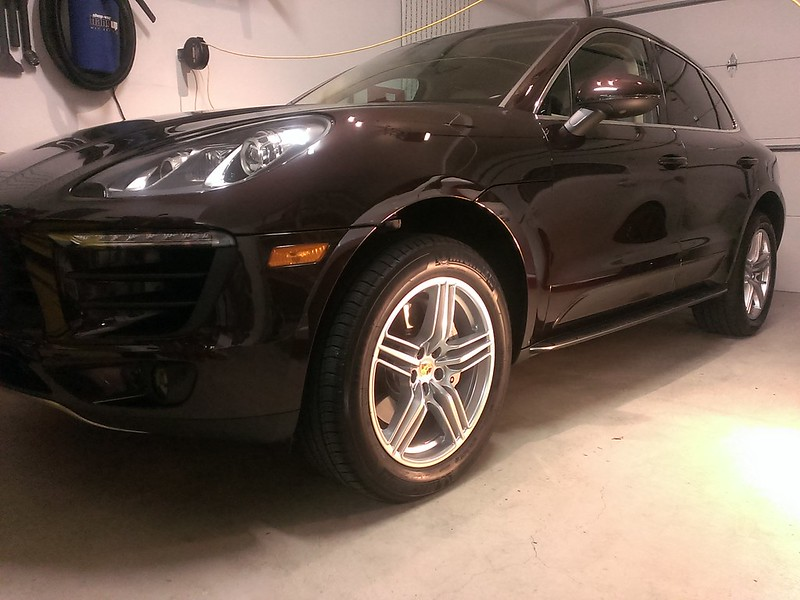 porsche macan forum my mahogany s with running boards. Black Bedroom Furniture Sets. Home Design Ideas