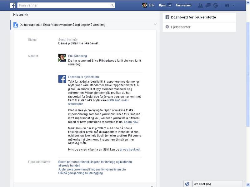 facebook mer fra
