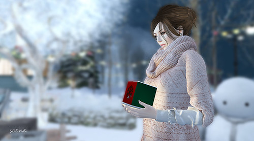 [scene.] Christmas Gift 2014