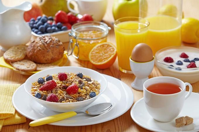 Các món ăn sáng - 2