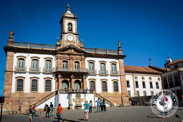 Ouro Preto Main Square