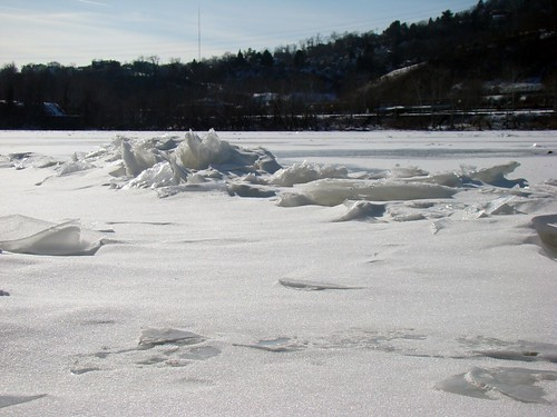 Allegheny River, Feb. 20th 2015