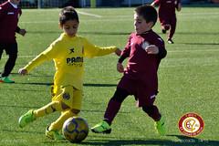 E.F. Ciudad de Yecla asociados con el Villarreal C.F.  (31)