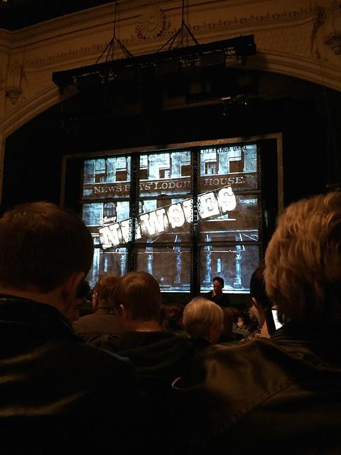 Newsies, Orpheum Theatre
