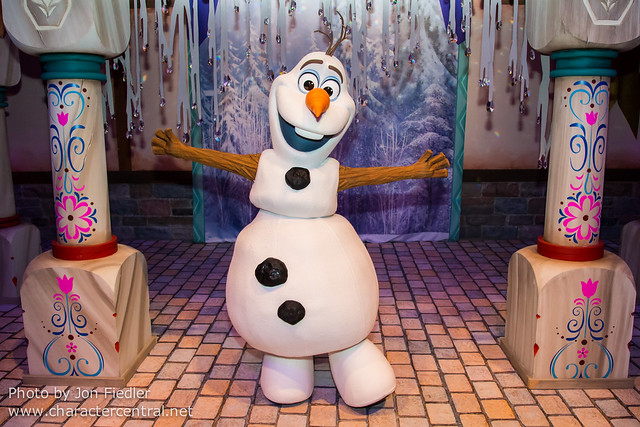 DL Jan 2015 - Meeting Olaf!!