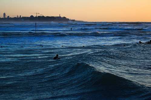 sunset silhouettes surfing jaffa surfers canondslr canon70200f4l oldjaffa canon600d roughseatelavivbeach