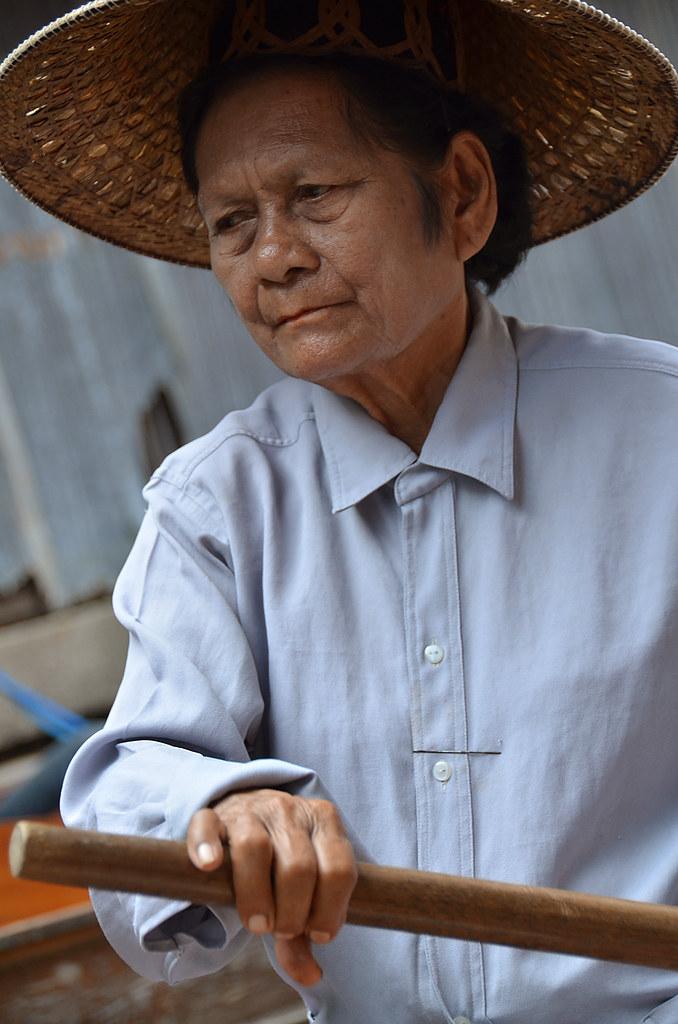 Retrato de Ayutthaya