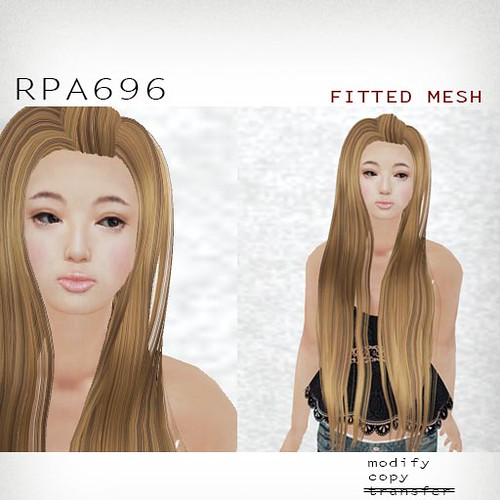 booN RPA696 hair