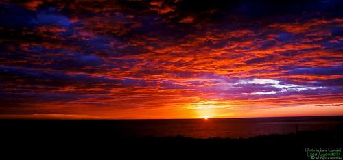 sunset sun sunrise alba numana