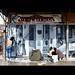 Roma. Trastevere. Street art by Piccolo cinema America and Scuola di grafica B5. For Trastevere Rione del Cinema Festival by R come Rit@