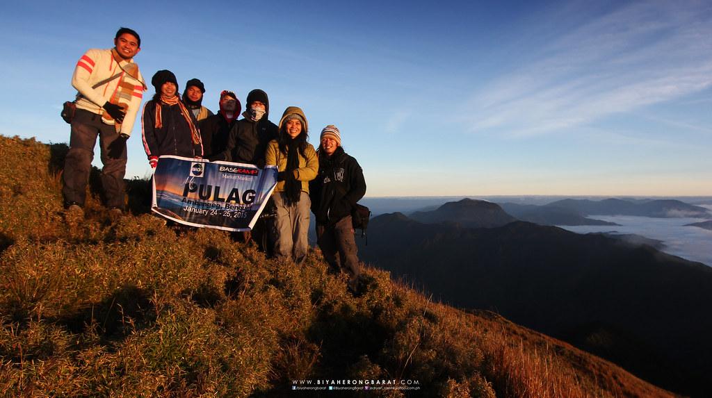 Mount Pulag summit Kabayan Benguet