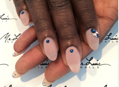 Danielle Brooks SAG Awards Makeup OITNB Orange is the new black