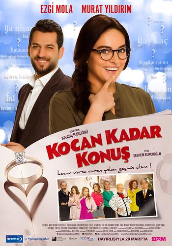 Kocan Kadar Konuş (2015)