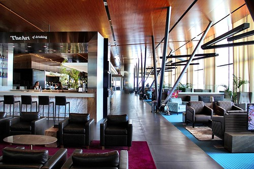 Só na mordomia: Sala VIP do Aeroporto de Brasília