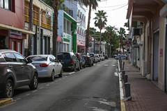 Marigot Side-Street