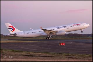 A333 China eastern B-5969 (F-WWYJ) sn 1595  /  0800