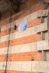 Photo of Hospital for Tropical Diseases and London School of Tropical Medicine blue plaque