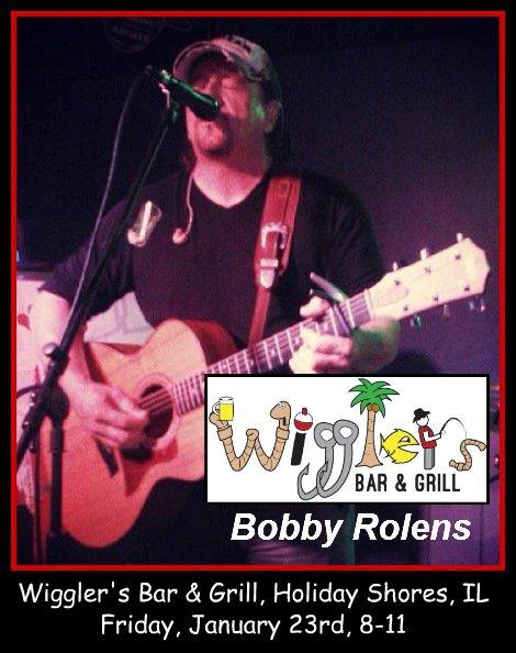 Bobby Rolens 1-23-15