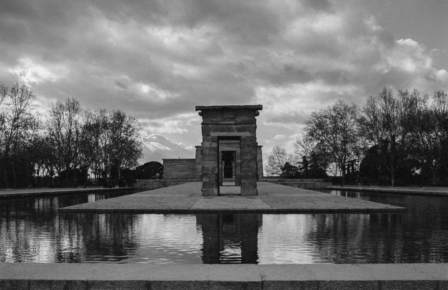 Debod Temple, Madrid