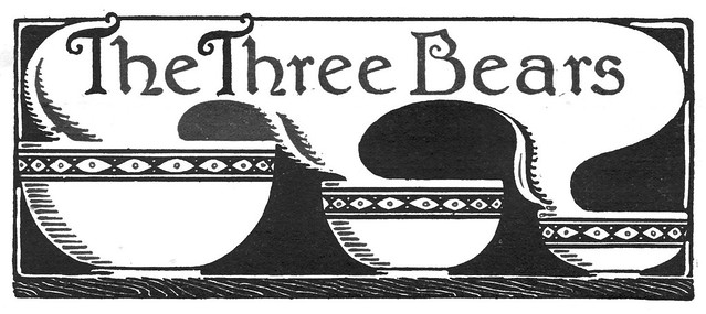 The Three Bears title
