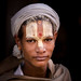 Inde du nord 2014: portrait - Haridwar. by claude gourlay