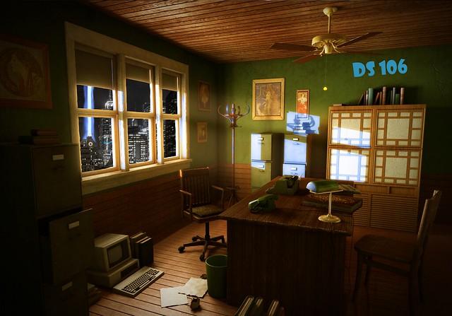 Sardic's office