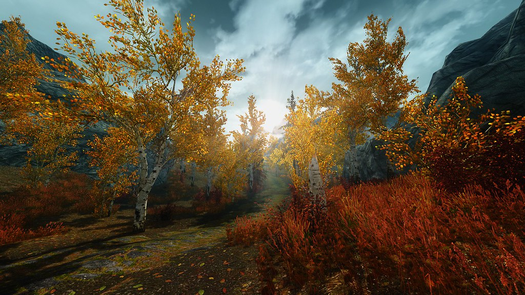 Skyrim Wallpaper Pierre Anquet Flickr
