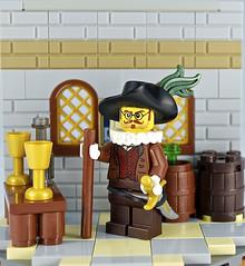 The Honourable Merchant Halbert Abthony