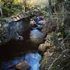 Viejo puente en el camino de la Mesta. Las Villuercas, Extremadura
