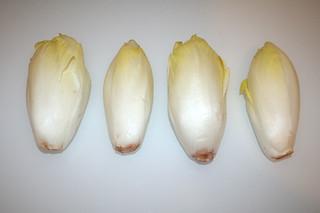 01 - Zutat Chicoree / Ingredient chicory