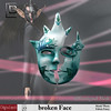 Baboom-brokenFace porcelain-mare -originalMesh