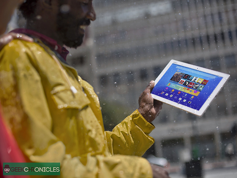 Tableta Sony Xperia Z4 este oficiala