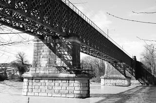 Rheinbrücke Waldshut - Koblenz